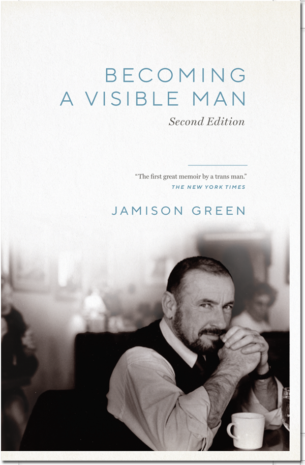 Cover of Becoming a Visible Man, Second Edition